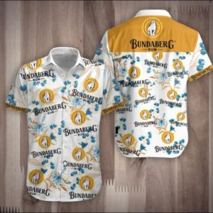 Rum Bundaberg Hawaiian Shirt