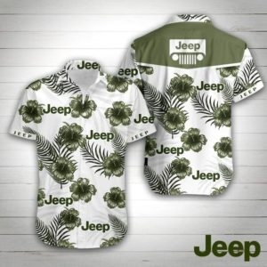 Jeep Hawaiian Shirt