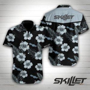 Skillet Hawaiian Shirt