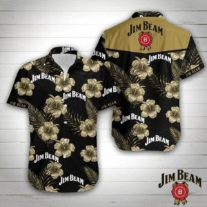 Jim Beam Hawaiian Shirt