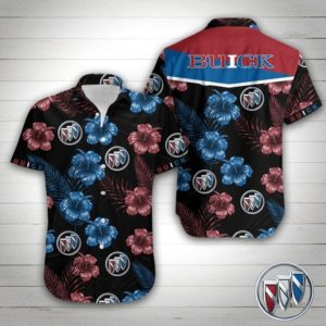 Buick Hawaiian Shirt