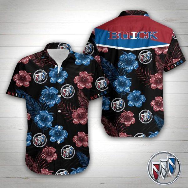 Buick Hawaiian Shirt