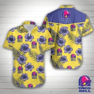 Taco Bell Hawaiian Shirt