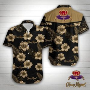 Crown Royal Hawaiian Shirt