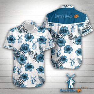 Dutch Bros Hawaiian Shirt