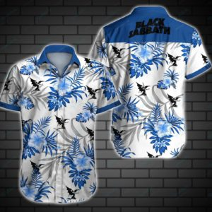 Black Sabbath Hawaiian Shirt