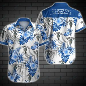 Eagle Hawaiian Shirt
