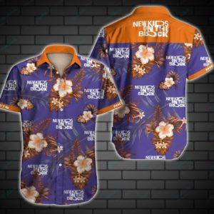 New Kids On The Block Style 2 Hawaiian Shirt
