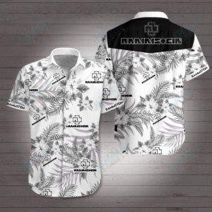 Rammstein Hawaiian Shirt