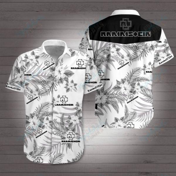 Rammstein Hawaiian Shirt