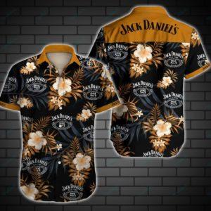 Jack Daniel'S Hawaiian Shirt