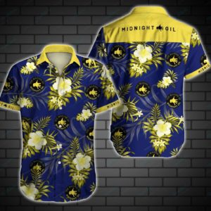 Midnight Oil Hawaiian Shirt