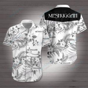 Meshuggah Hawaiian Shirt