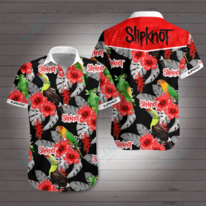 Slipknot Style 2 Hawaiian Shirt