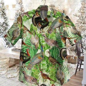 Gettyshirt   Tropical 2911 Dh Vintage Cotton Mens Hawaiian Shirt
