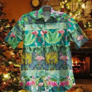 Gettyshirt   Tropical 2911 Blv Vintage Cotton Mens Hawaiian Shirt