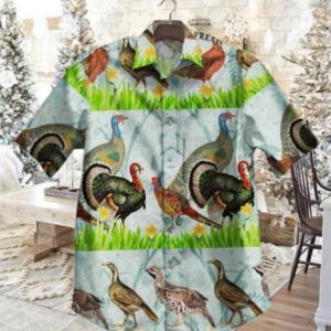 Gettyshirt   Tropical 2911 Dhv Vintage Cotton Mens Hawaiian Shirt