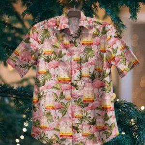 Gettyshirt   Tropical Beer Nv Vintage Cotton Mens Hawaiian Shirt