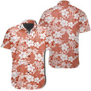 Hawaiian Shirt ? Hibiscus Flower Pattern Shirt