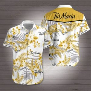 Tia Maria Hawaiian Shirt