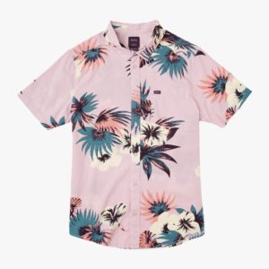 Romeo Floral Hawaiian Shirt For Men