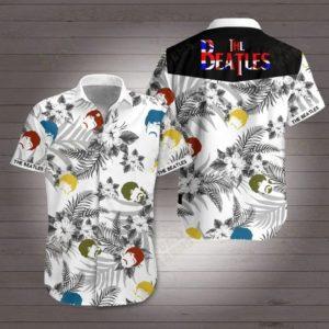 The Beatles Hawaiian Shirt