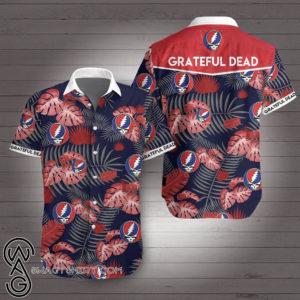 Rock Band Grateful Dead Hawaiian Shirt Style 6