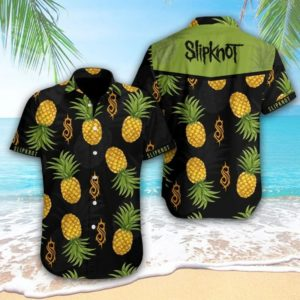 Slipknot Band Hawaiian Shirt Style 1