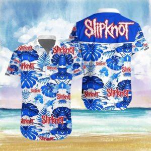Slipknot Band Hawaiian Shirt Style 2