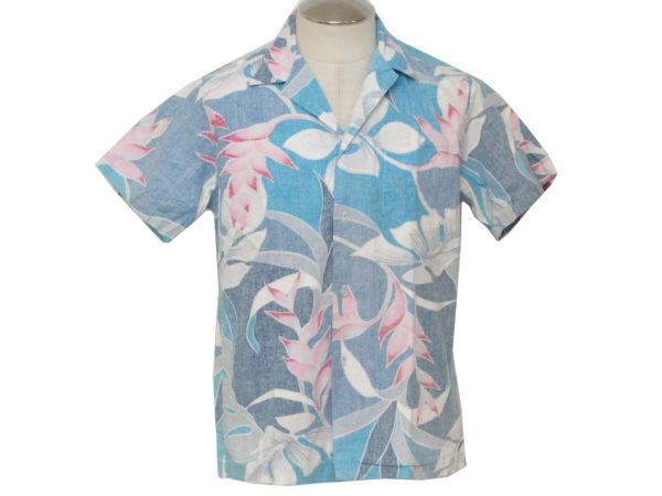 80s Kai Nani Men'S Hawaiian Shirt