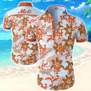 New York Mets Hawaiian Shirt