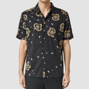 Harry Styles Aloha Hawaiian Shirt
