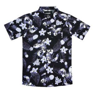 Marvel Deadpool Tropical Hawaiian Shirt