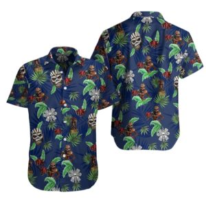 Iron Maiden Band Hawaiian Shirt Style 1