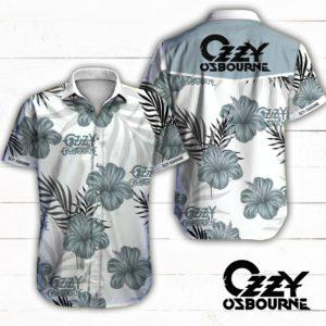 Ozzy Osbourne Hawaiian Shirt
