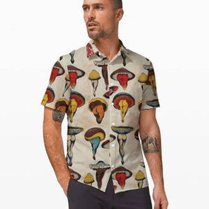 Hawaiian Aloha Shirts Mushroom Body