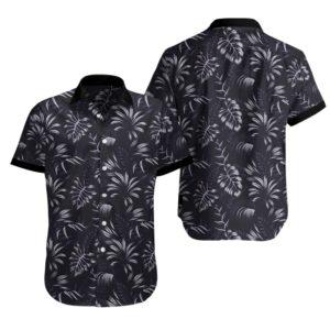 Hawaiian Oversize Casual Shirt