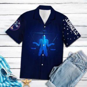 Libra Horoscope Hawaiian Shirt