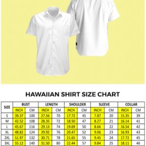 Cucumber Pattern Men's All Over Print Hawaiian Shirt